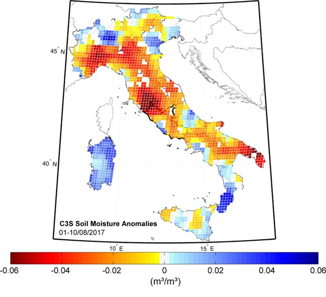 Monitoring drought from space through remote sensing – hydrology e910c94e1eae